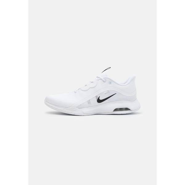 ナイキ メンズ スポーツ テニス white/black 全商品無料サイズ交換 ナイキ メンズ テニス スポーツ AIR MAX VOLLEY - Multicourt tennis shoes - white/black