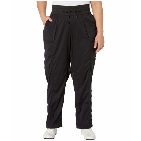 ノースフェイス レディース カジュアルパンツ ボトムス Plus Size Aphrodite Motion Pants TNF Black