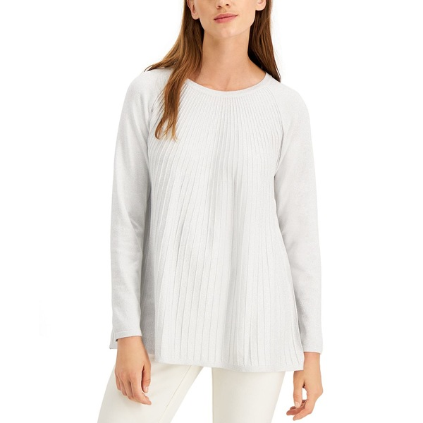 Winter Petite レディース Swing ニット&セーター アルファニ Sweater White アウター