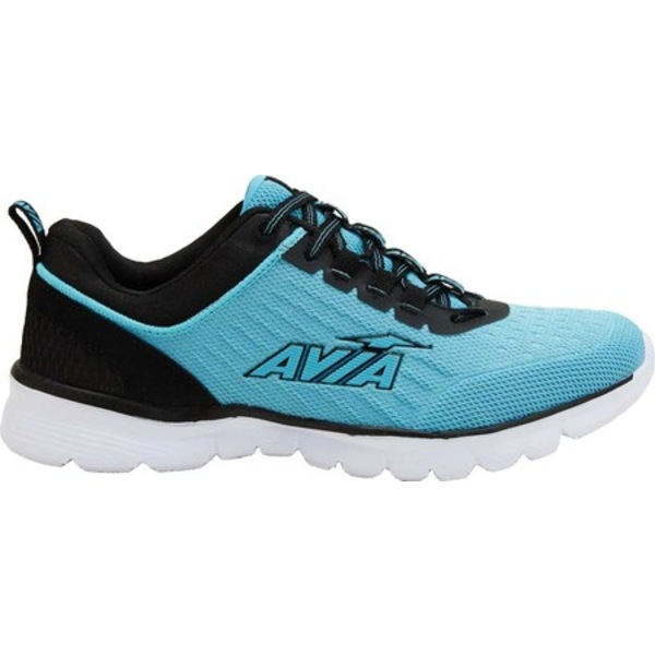 アビア レディース スニーカー シューズ Avi-Factor Running Sneaker Blue Radiance/Black/White