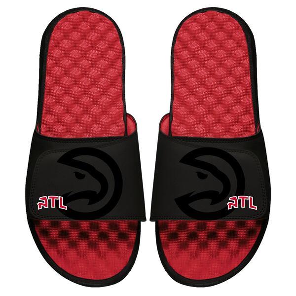 アイスライド メンズ サンダル シューズ Atlanta Hawks ISlide Tonal Pop Slide Sandals Red