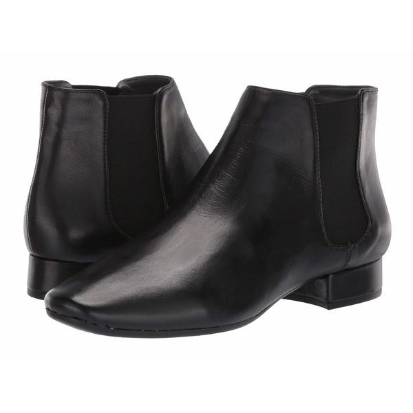 エアロソールズ レディース ブーツ&レインブーツ シューズ Skyway Black Leather