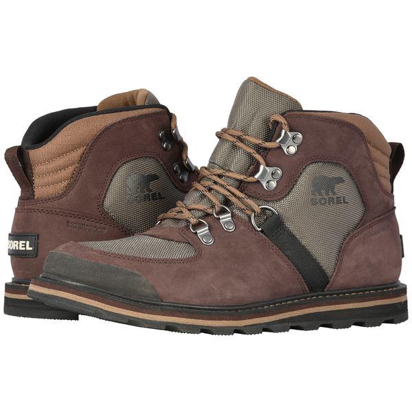 ソレル メンズ ブーツ&レインブーツ シューズ Madson Sport Hiker Waterproof Mud