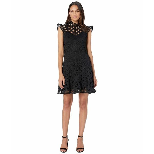 バードット レディース トップス ワンピース Black 全商品無料サイズ交換 バードット レディース ワンピース トップス Mila Lace Dress Black