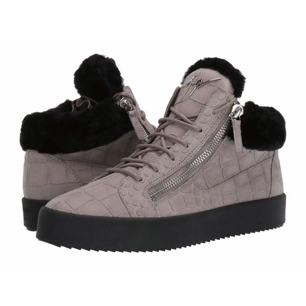 ジュゼッペザノッティ メンズ スニーカー シューズ May London Shearling Sneaker Sloane