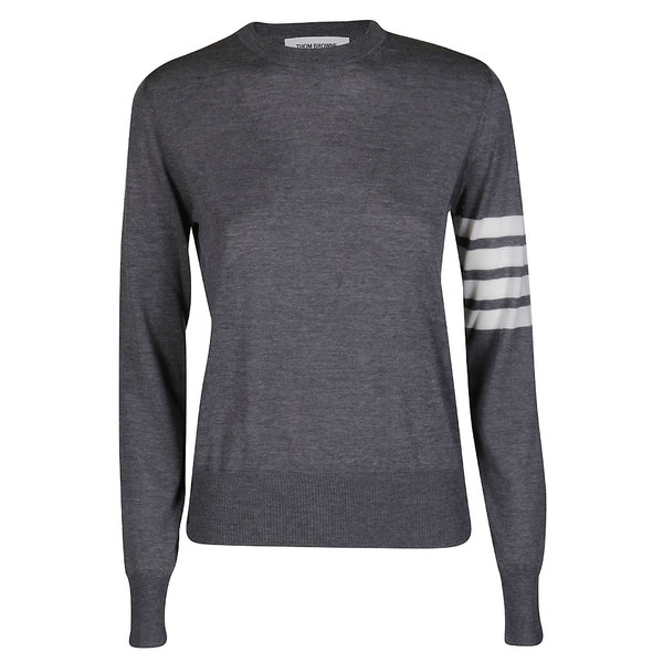 【今日の超目玉】 トムブラウン レディース ニット&セーター アウター Thom Browne 4-Bar Knit Sweater -, アンティークガレ 5826dd70