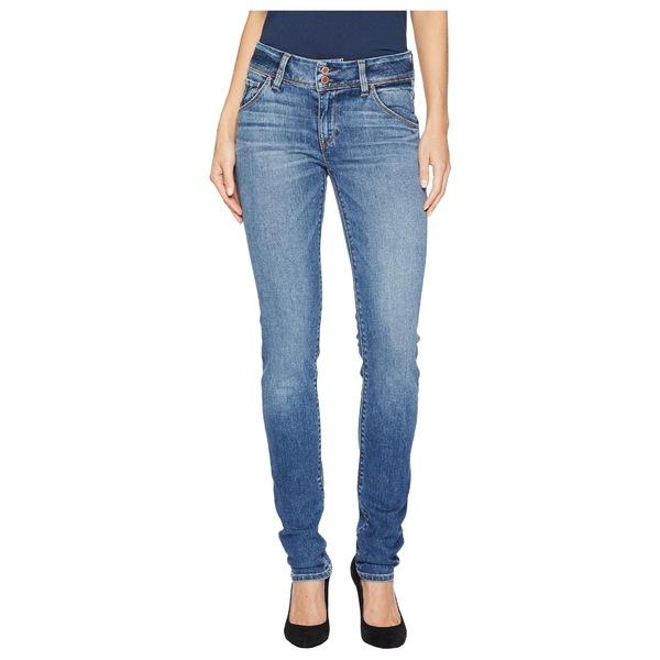 ハドソンジーンズ レディース デニムパンツ ボトムス Collin Mid-Rise Skinny Jeans in Maxson Maxson
