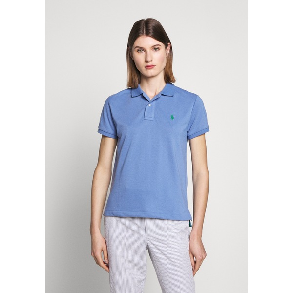 ラルフローレン レディース トップス ポロシャツ blue shirt 期間限定特別価格 - Polo esbk0049 全商品無料サイズ交換 業界No.1