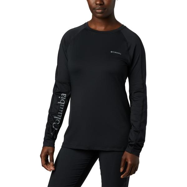コロンビア レディース シャツ トップス Columbia Women's Windgates Long Sleeve Shirt Black