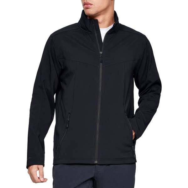 アンダーアーマー メンズ ジャケット&ブルゾン アウター Under Armour Men's Tactical All Season Jacket (Regular and Big & Tall) Black
