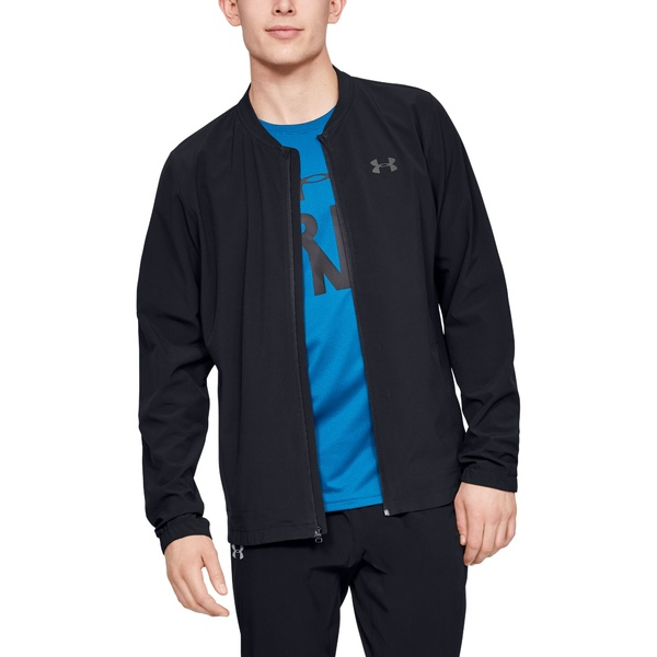 アンダーアーマー メンズ ジャケット&ブルゾン アウター Under Armour Men's Storm Launch 2.0 Running Jacket (Regular and Big & Tall) Black