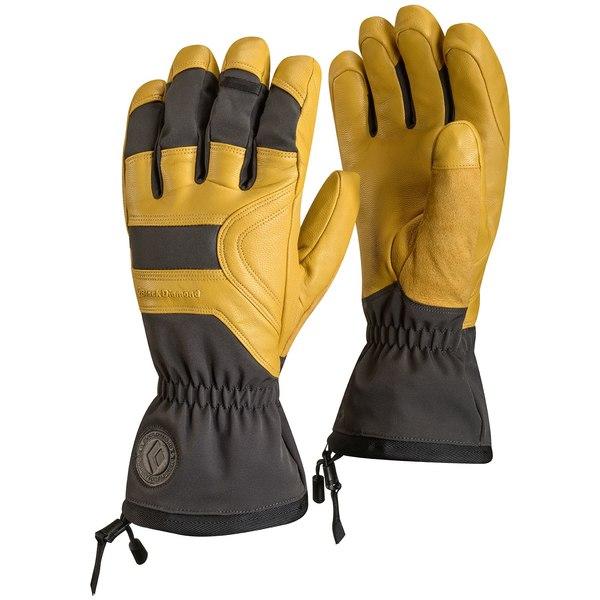 ブラックダイヤモンド メンズ 手袋 アクセサリー Black Diamond Patrol Gloves Natural