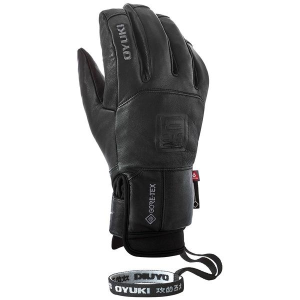 オユキ メンズ 手袋 アクセサリー Oyuki Sencho GORE-TEX Gloves Black