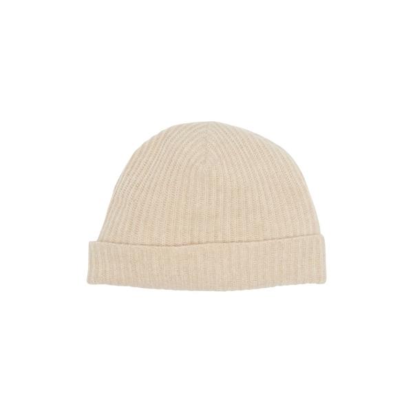 ポートラノ レディース アクセサリー 毎日激安特売で 春の新作 営業中です 帽子 全商品無料サイズ交換 BEIGE Cashmere Beanie