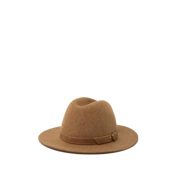 70%OFFアウトレット 激安通販 フライ レディース アクセサリー 帽子 TUMBLEWEED - 全商品無料サイズ交換 Tall Crown Felt CAMEL Fedora