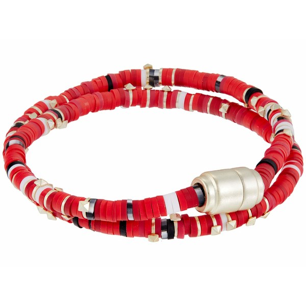 ケンドラスコット レディース アクセサリー 35%OFF ブレスレット バングル アンクレット 入手困難 Gold Reece Wrap 全商品無料サイズ交換 Red Bracelet Mix