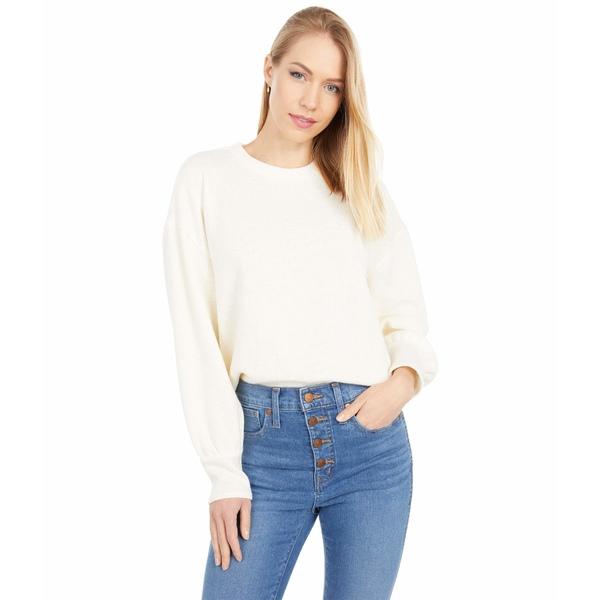 Cream Mock アウター Antique Top レディース Pullover Knit ニット&セーター メイドウェル Neck