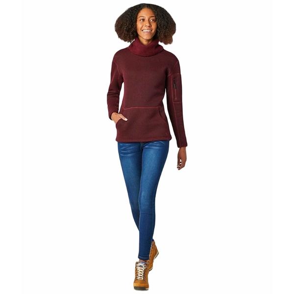 ニット&セーター Sweater Ruby Pullover スマートウール Hudson Trail アウター レディース Fleece