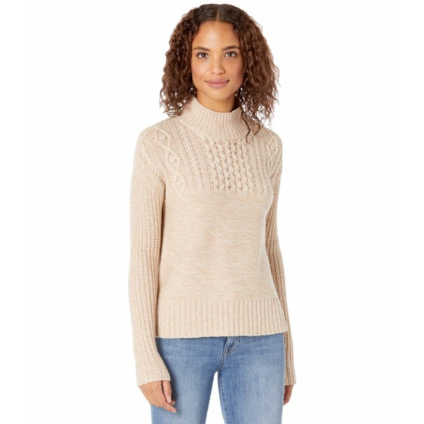 アウター Tupelo Cable ニット&セーター Sweater レディース ドード Oatmeal アンドコー