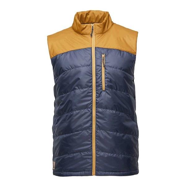メンズ Rye/midnight アウター Flylow Larry Vest フライロー Men's ジャケット&ブルゾン