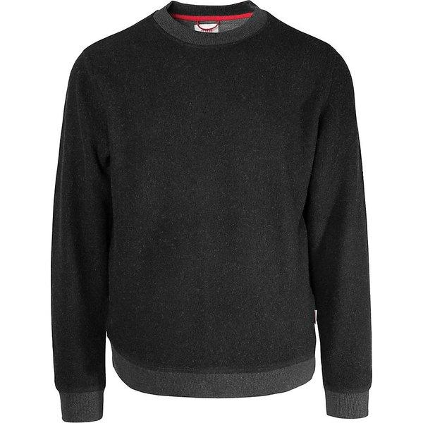 トポ・デザイン メンズ ニット&セーター アウター Topo Designs Men's Global Sweater Black