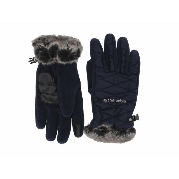 コロンビア レディース 手袋 アクセサリー Heavenly Gloves Dark Nocturnal