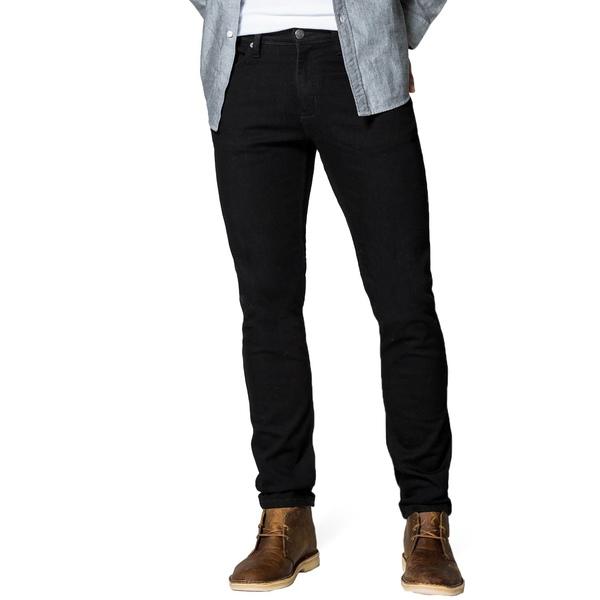 DU/ER メンズ カジュアルパンツ ボトムス DU/ER L2X Relaxed Fit Jeans Black Rinse