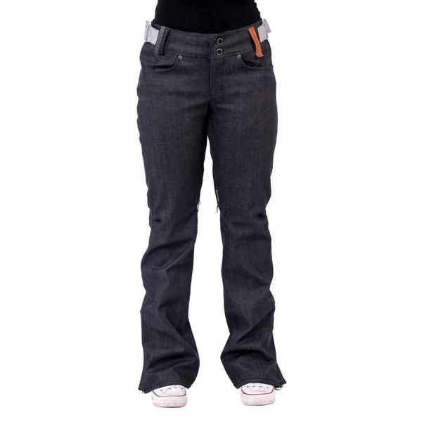 ホールデン レディース カジュアルパンツ ボトムス Holden Skinny Denim Pants - Women's Dark Grey