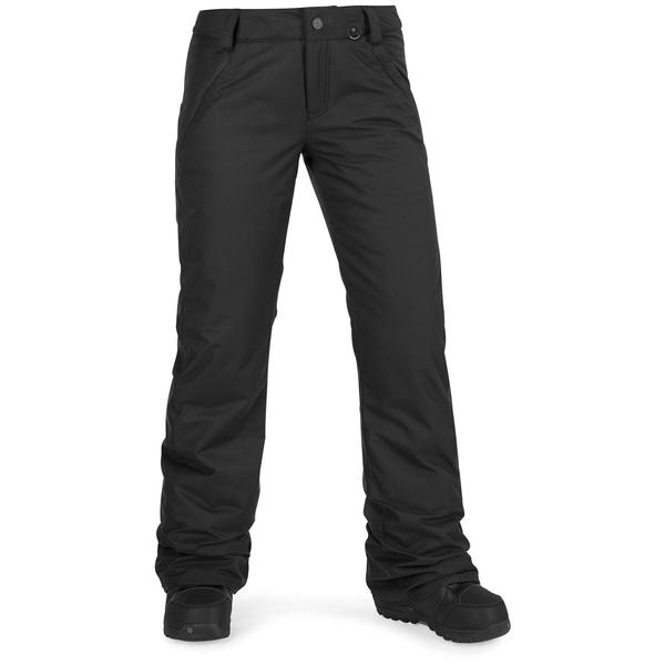 ボルコム レディース カジュアルパンツ ボトムス Volcom Frochickie Pants - Women's Black