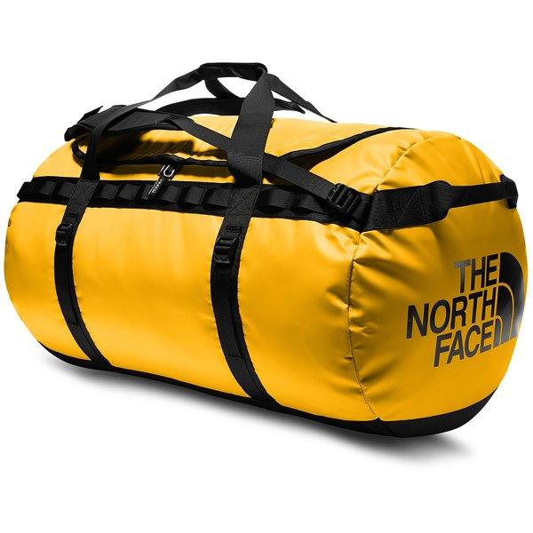 ノースフェイス メンズ バックパック・リュックサック バッグ The North Face Base Camp Duffel Bag - XL Summit Gold/TNF Black