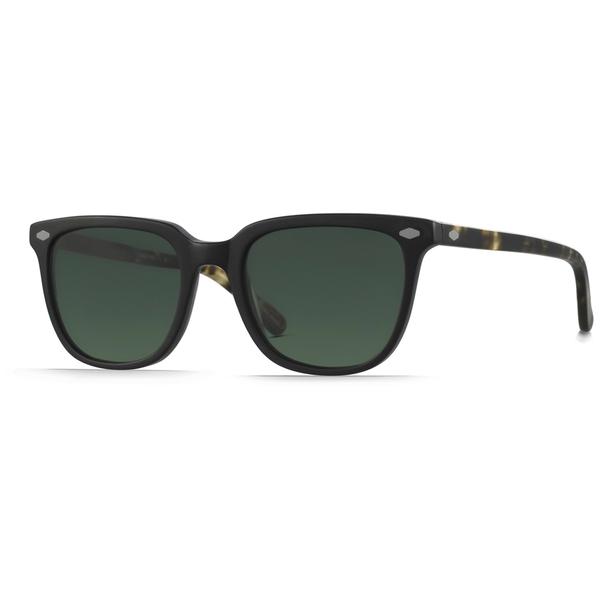 レイン メンズ サングラス・アイウェア アクセサリー RAEN Arlo Sunglasses Matte Black-Matte Brindle/Green Polarized
