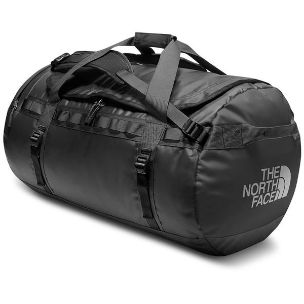 ノースフェイス メンズ バックパック・リュックサック バッグ The North Face Base Camp Duffel Bag - L TNF Black
