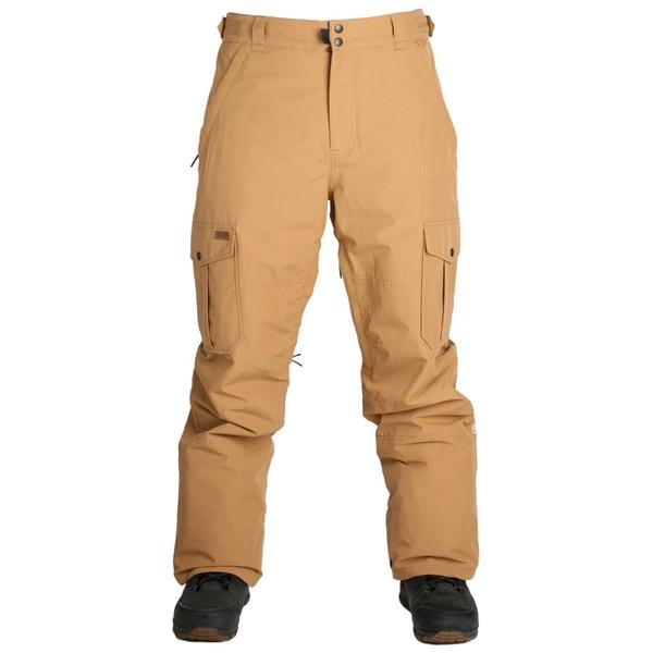 ライド メンズ カジュアルパンツ ボトムス Ride Phinney Insulated Pants Camel