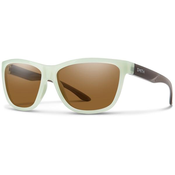 スミス レディース サングラス&アイウェア アクセサリー Smith Eclipse Sunglasses - Women's Ice Smoke/ChromaPop Polarized Brown