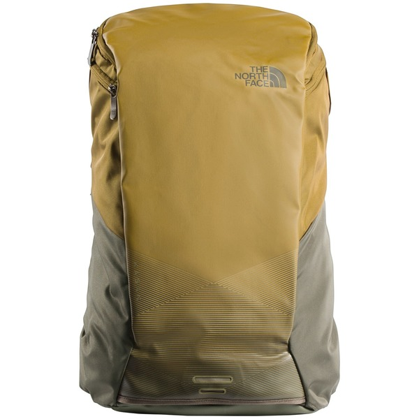 ノースフェイス メンズ バックパック・リュックサック バッグ The North Face Kaban Backpack Fir Green/New Taupe Green