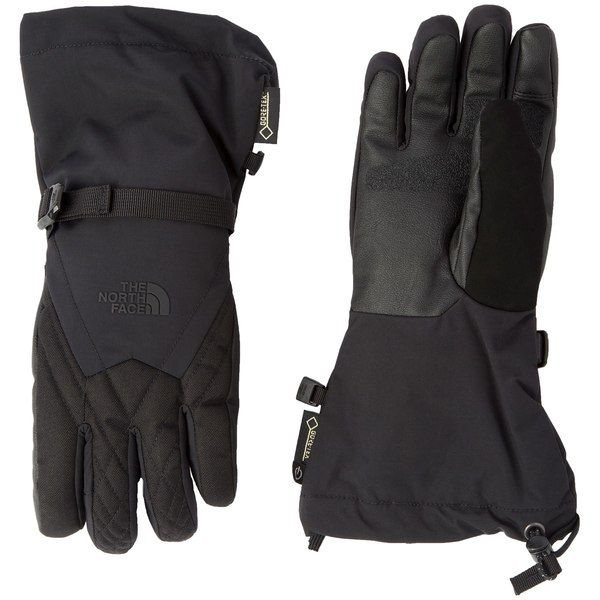 ノースフェイス レディース 手袋 アクセサリー The North Face Montana GORE-TEX Gloves - Women's TNF Black