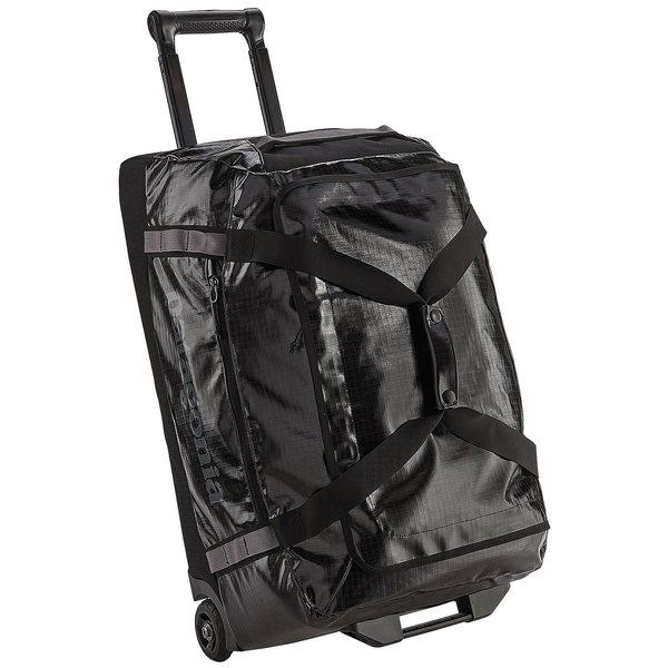 パタゴニア メンズ バックパック・リュックサック バッグ Patagonia Black Hole 70L Wheeled Duffel Bag Black