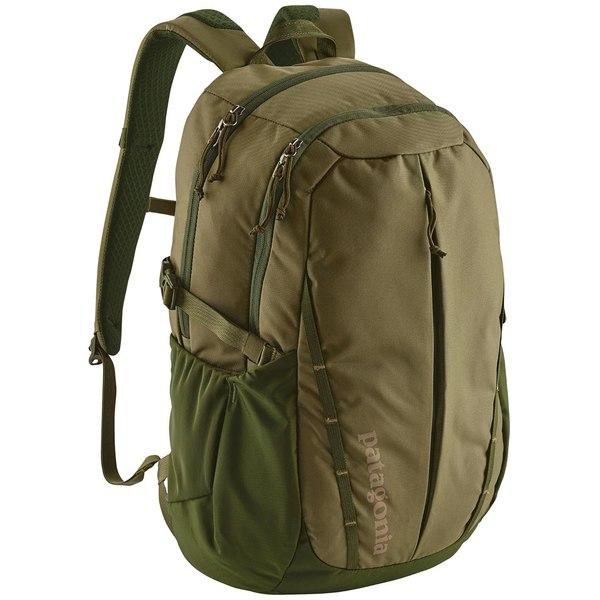パタゴニア メンズ バックパック・リュックサック バッグ Patagonia Refugio 28L Backpack Fatigue Green