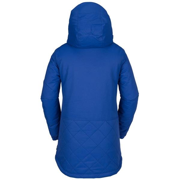 ボルコム アウター レディース Volcom Winrose Insulated Jacket - Womens Electric Blue ジャケット&ブルゾン