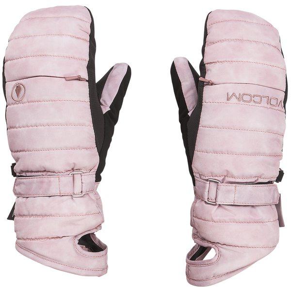 ボルコム レディース 手袋 アクセサリー Volcom Peep GORE-TEX Mittens - Women's Pink
