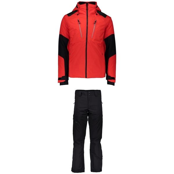 オバマイヤー メンズ ジャケット&ブルゾン アウター Obermeyer Foundation Jacket + Force Pants null