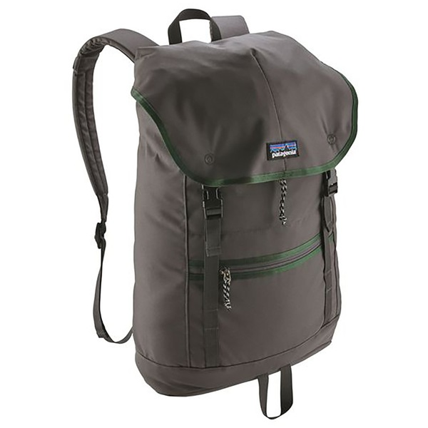 パタゴニア メンズ バックパック・リュックサック バッグ Patagonia Arbor Classic 25L Backpack Forge Grey