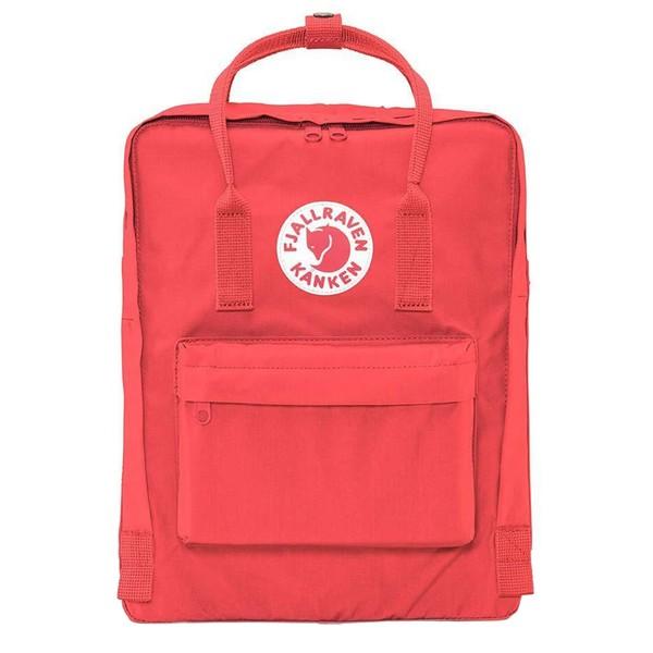 フェールラーベン メンズ バックパック・リュックサック バッグ Fjallraven Kanken Backpack Peach Pink