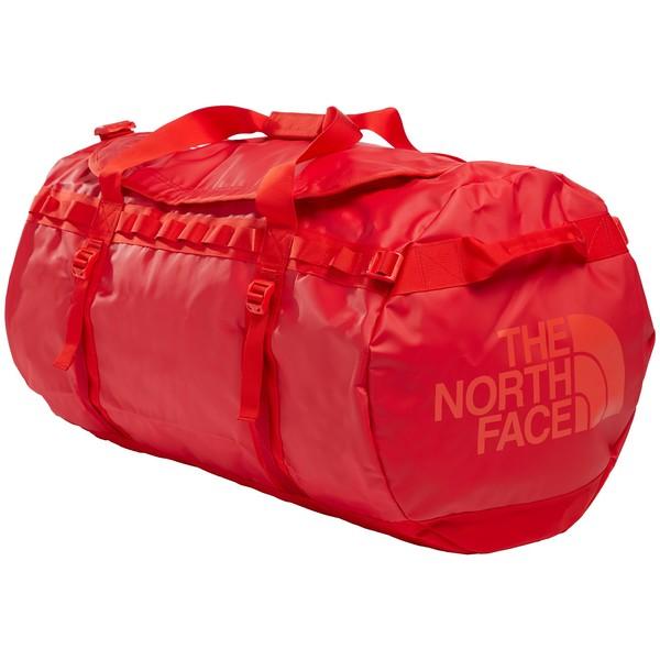 ノースフェイス メンズ バックパック・リュックサック バッグ The North Face Base Camp Duffel Bag - XL Rage Red/Fiery Red