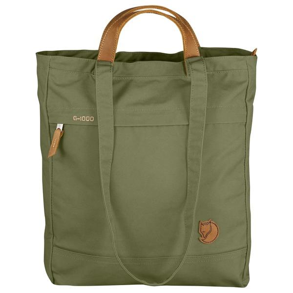 フェールラーベン メンズ バックパック・リュックサック バッグ Fjallraven Totepack No. 1 Backpack Green