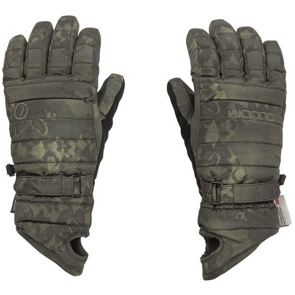 ボルコム レディース 手袋 アクセサリー Volcom Peep GORE-TEX Gloves - Women's Camouflage