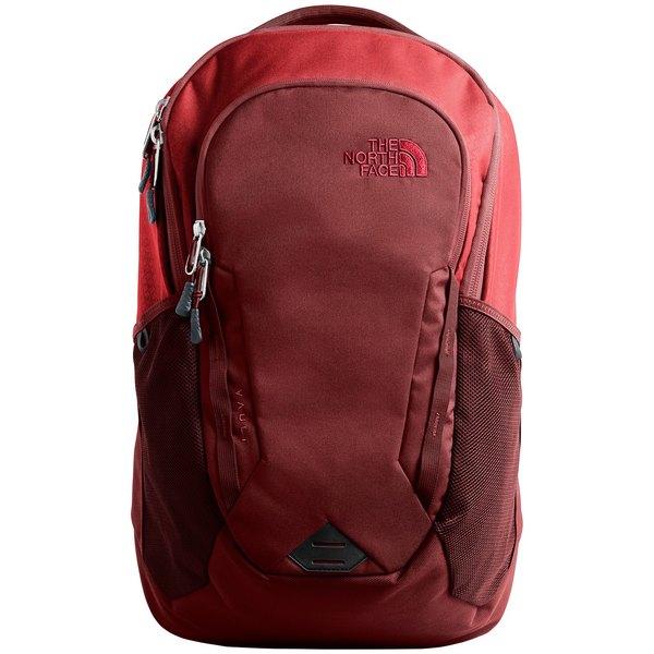 ノースフェイス メンズ バックパック・リュックサック バッグ The North Face Vault Backpack Caldera Red/Sequoia Red