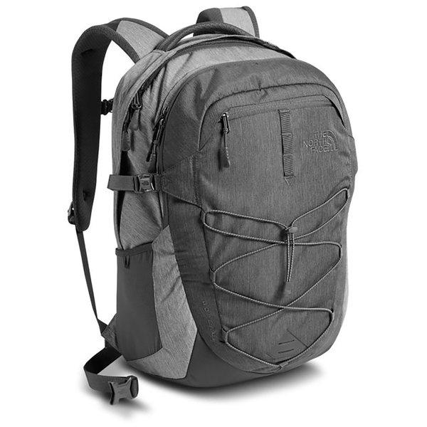 ノースフェイス メンズ バックパック・リュックサック バッグ The North Face Borealis Backpack TNF Dark Grey Heather/TNF Medium Grey Heather