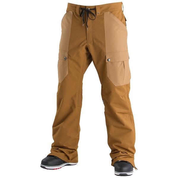 エアブラスター メンズ カジュアルパンツ ボトムス Airblaster Freedom Cargo Pants Grizzly