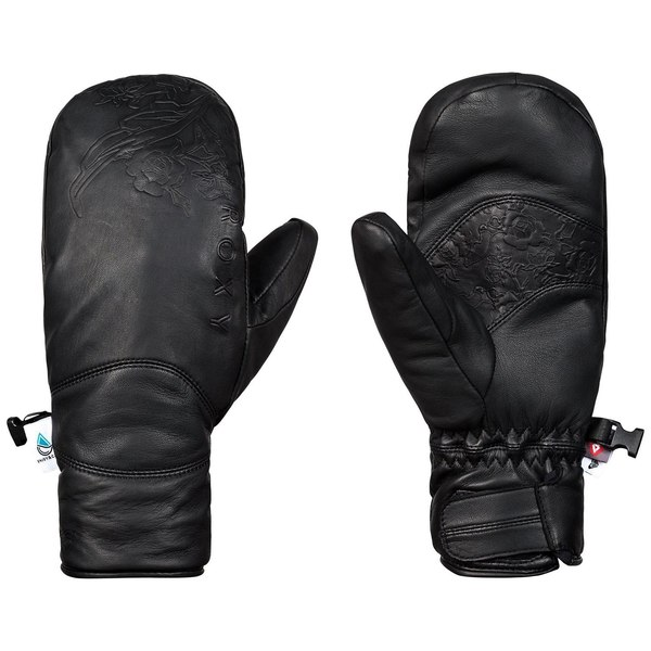 ロキシー レディース 手袋 アクセサリー Roxy Torah Bright Abyss Mittens - Women's True Black